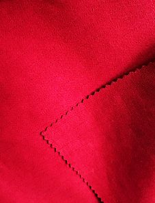 Antistatic Flame Retardant Power Igniting Fabric Red