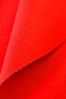Antistatic Flame Retardant Fire Resistant Fabric Red