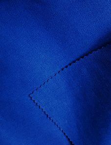 Antistatic Flame Retardant Fire Resistant Fabric Blue