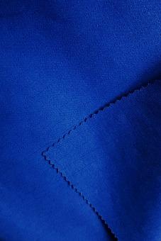 Antistatic Flame Retardant Fire Resistant Fabric Blue