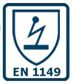 Yanmaz kumaş EN 1149